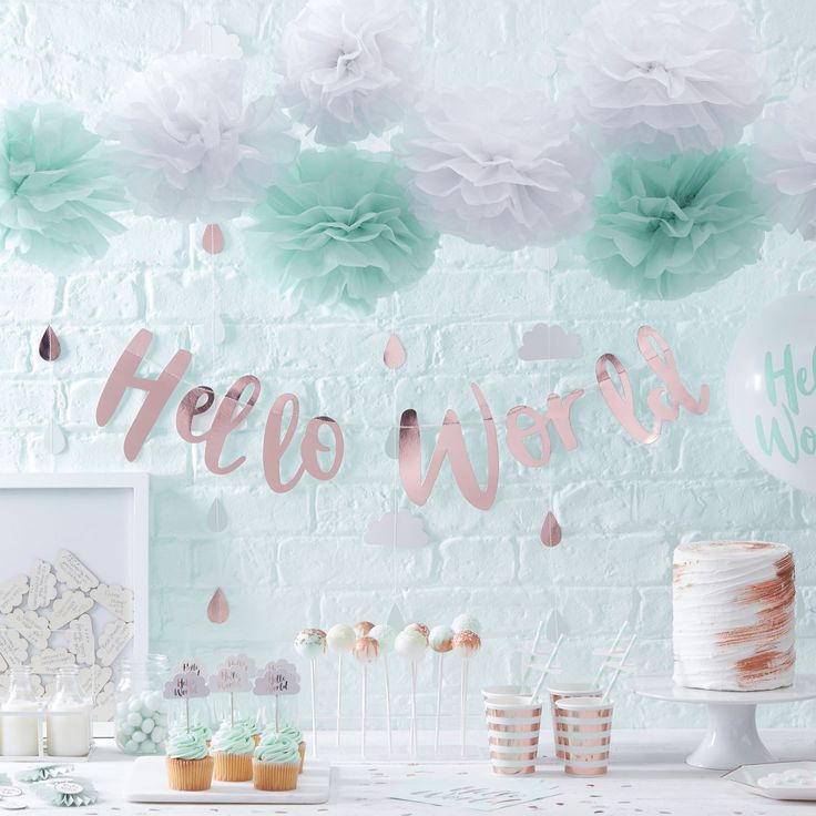 139 best baby shower images on Pinterest Baby showers, Baby shower