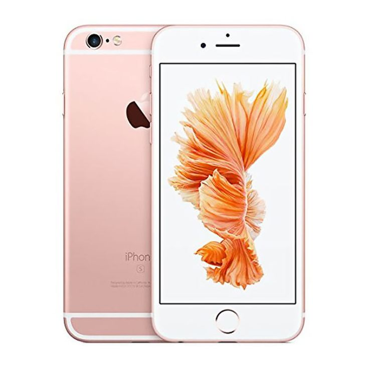 Refurbished iPhone 6S Plus Rose Gold AT&T 16GB