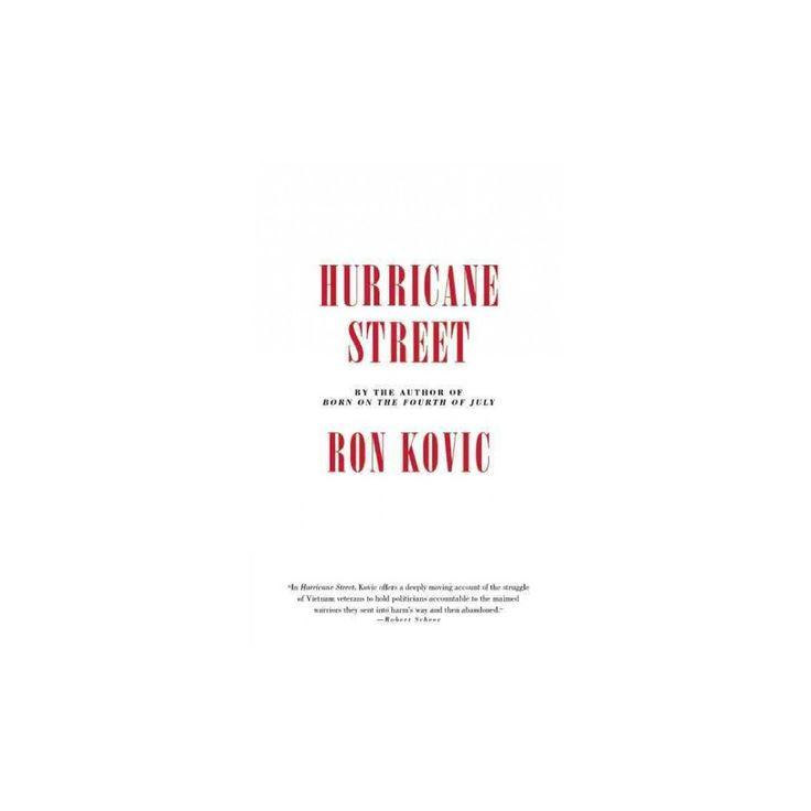 Hurricane Street (Paperback) (Ron Kovic)