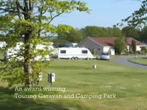 Stowford Farm Meadows Caravan Site in Devon