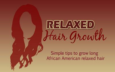 Relaxed Hair Growth Tips