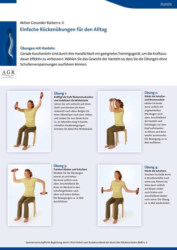 Wie Sie Ihre Arme und Ihren Rücken schnell abnehmen können