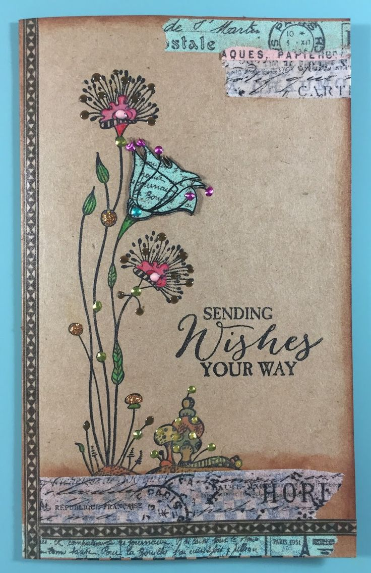 57 best birthday cards images on pinterest greeting cards for birthday card for janette mikes aunt who is celebrating a milestone birthday today happy kristyandbryce Image collections