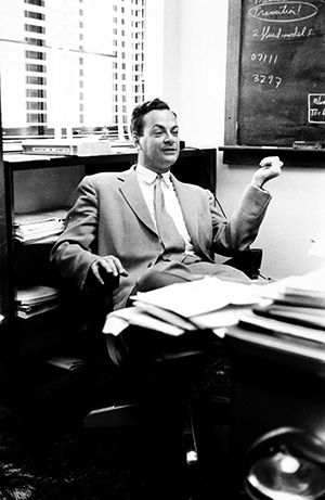 Richard Feynman developed a widely used pictorial representation scheme for the mathematical expressions governing the behavior of subatomic particles, which later became known as Feynman diagrams. During his lifetime, Feynman became one of the best-known scientists in the world. In a 1999 poll of 130 leading physicists worldwide by the British journal Physics World he was ranked as one of the ten greatest physicists of all time