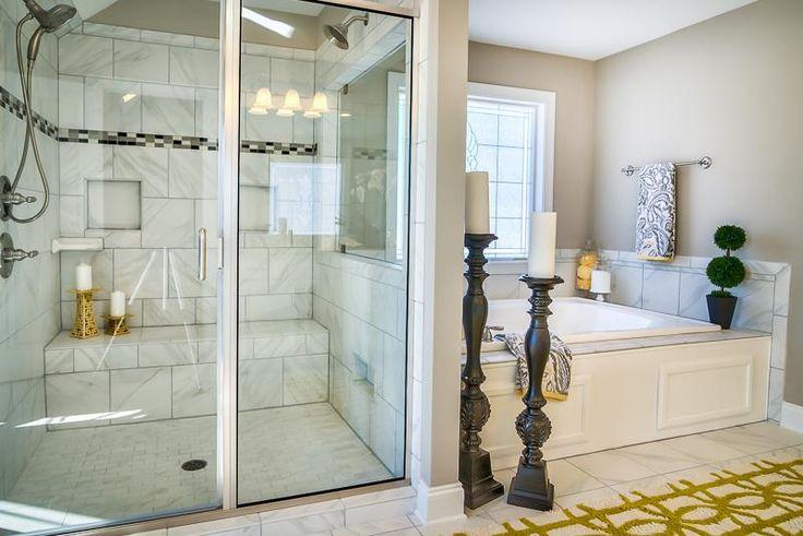 17 Best Images About Bathrooms Splish Splash On Pinterest Bathroom Gallery Model Homes And