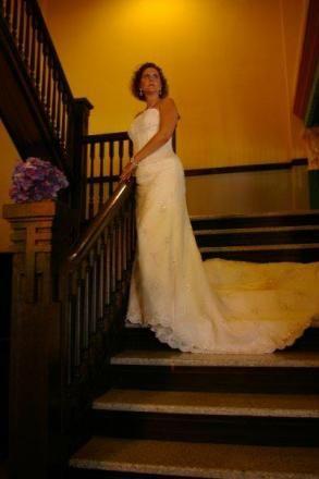 Oleg Cassini - Bridal Gown - $650.00Oleg Cassini, Bridal Gowns