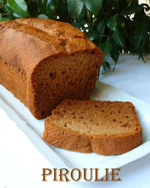 Lekah de Roch Hachana (cake au miel, aux épices et au café)
