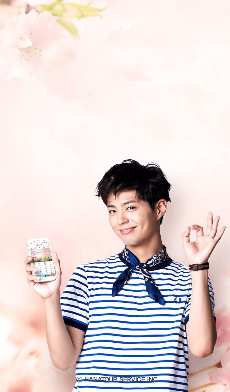 박보검 하나투어 앱 170317 [ 출처 : 디시 박보검갤러리 ]