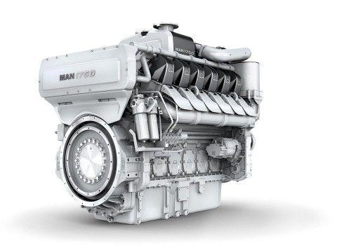 MAN Diesel&Turbo presenta en la SMM de Hamburgo su nuevo motor, el MAN175D | Cadena de Suministro