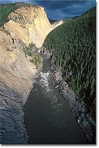 Telegraph Creek BC, Stikine River, Northern British Columbia, Canada