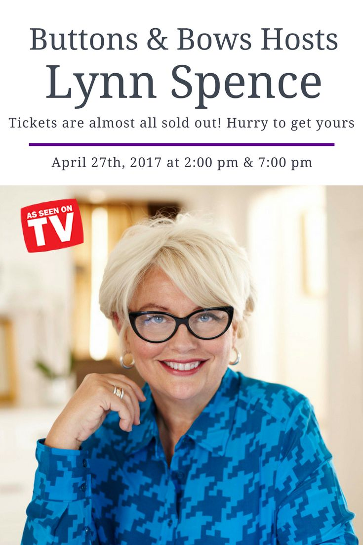 Don't miss your chance to see Lynn Spence in Forest!
