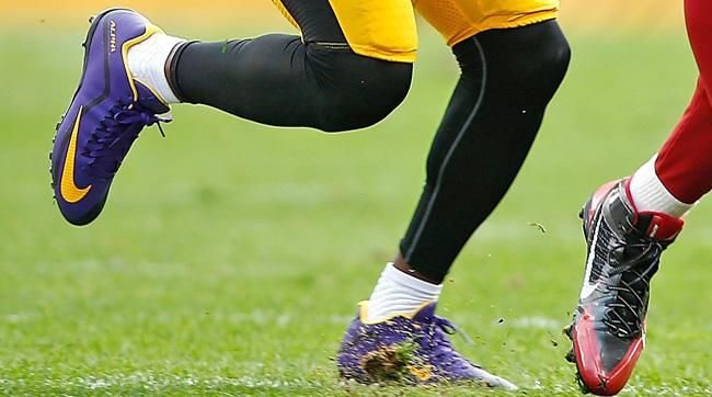William Gay on Purple Shoes, Domestic Violence and NFL Fines   The MMQB with Peter King