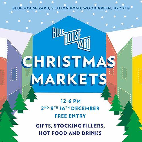 Blue+House+Yard+Markets!