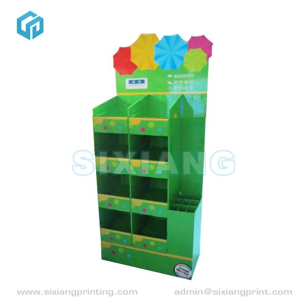 Design Point-of-purchase Cardboard Floor Display For Long And Short Umbrella , Find Complete Details about Design Point-of-purchase Cardboard Floor Display For Long And Short Umbrella,Point-of-purchase Cardboard Floor Display,Point Of Sale Stands,Point Of Sale Displays Shenzhen from Display Racks Supplier or Manufacturer-Shenzhen Sixiang Printing Co., Ltd.