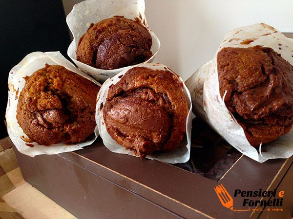 Tortine a cono con base di torta 4/4 #cakes #cupcakes #yummy #foodporn #ricette