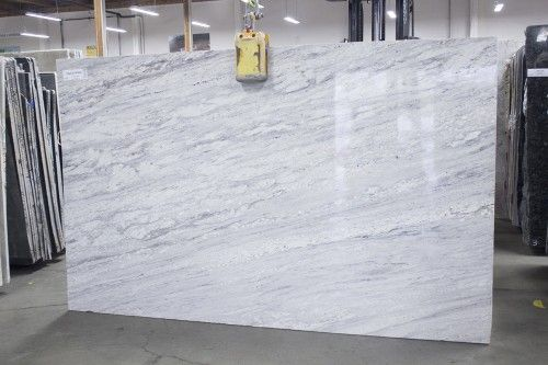 Glacier White Polished Block 011391 Granite In 2019