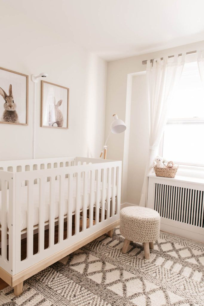 Gender Neutral Nursery Reveal Styled Snapshots Nursery Neutral