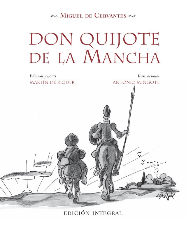 Essays on don quijote de la mancha