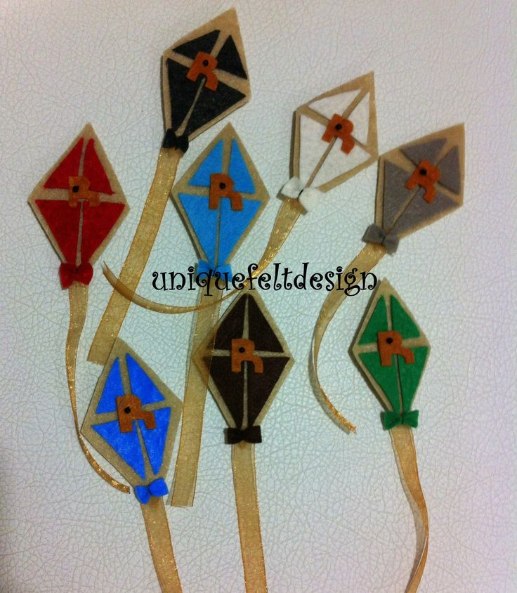 Felt kite - Keçe Uçurtmalar :) https://www.facebook.com/pages/Uniquefeltdesign/1432295100315576