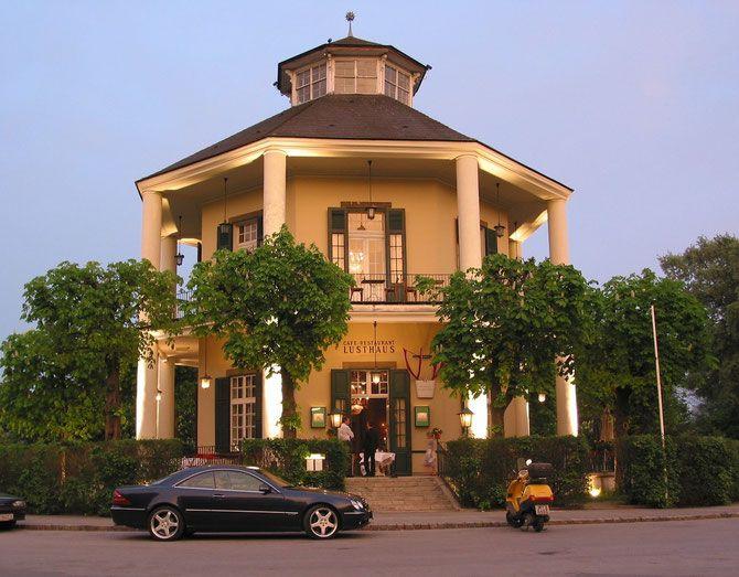 Lusthaus Wien im Prater als Hochzeitslocation