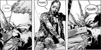 Issue 121 Review - The Walking Dead Comic Series - The Walking ...