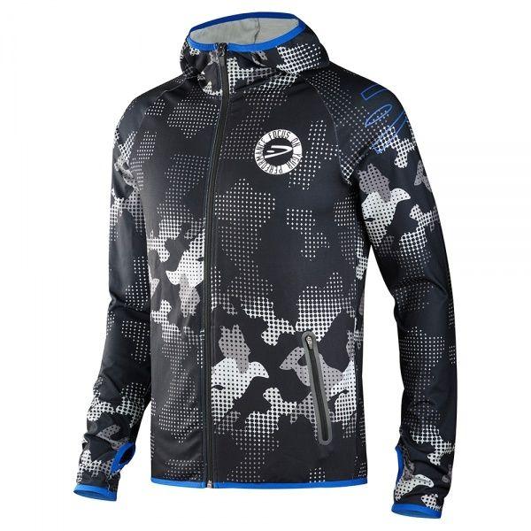 Dcore - Pixel Camo Hood Jacket, kul jakke til gutta!