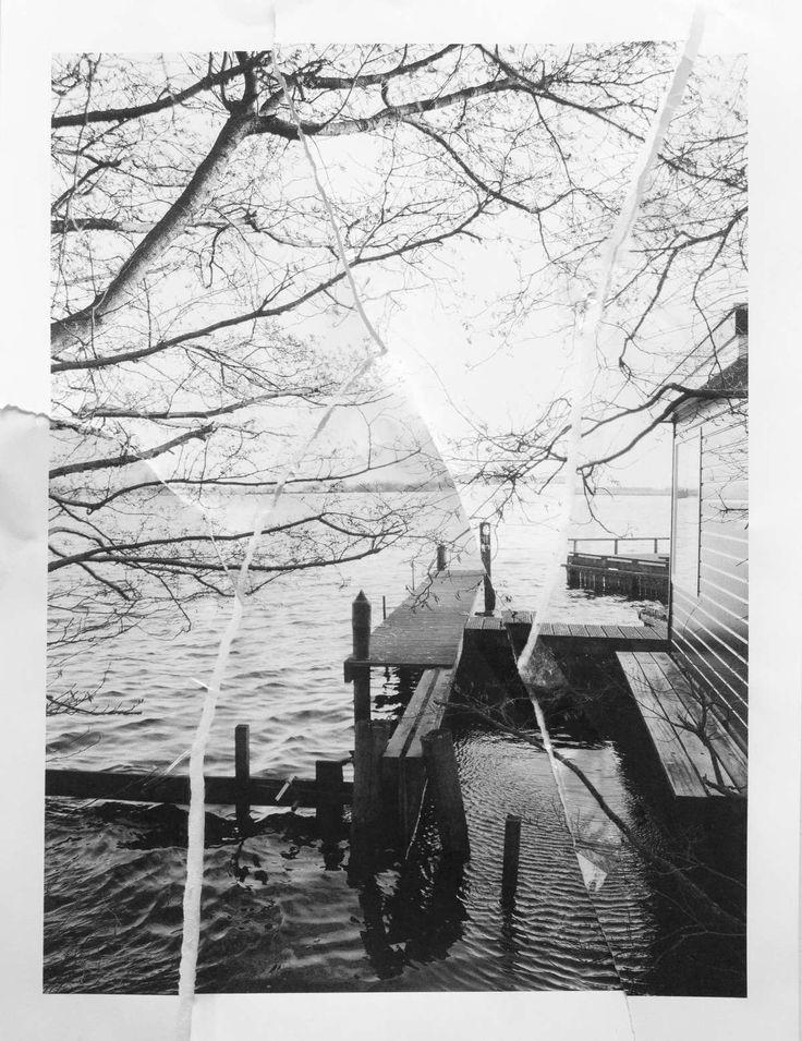 Grandpa's boathouse by Dorens Yvonne