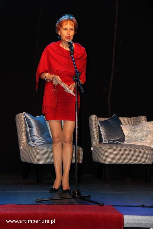 Danuta Terpiłowska - Polski Businesswoman Kongres 2014. fot. Jola Michalak Sztuka Imperium.