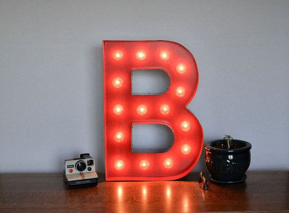 Wall Decor Light Up Letters : 1000+ ideas about Light Letters on Pinterest Diy room ideas, Wedding letters and Marquee letters