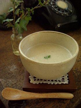 里芋とごぼうのスープ