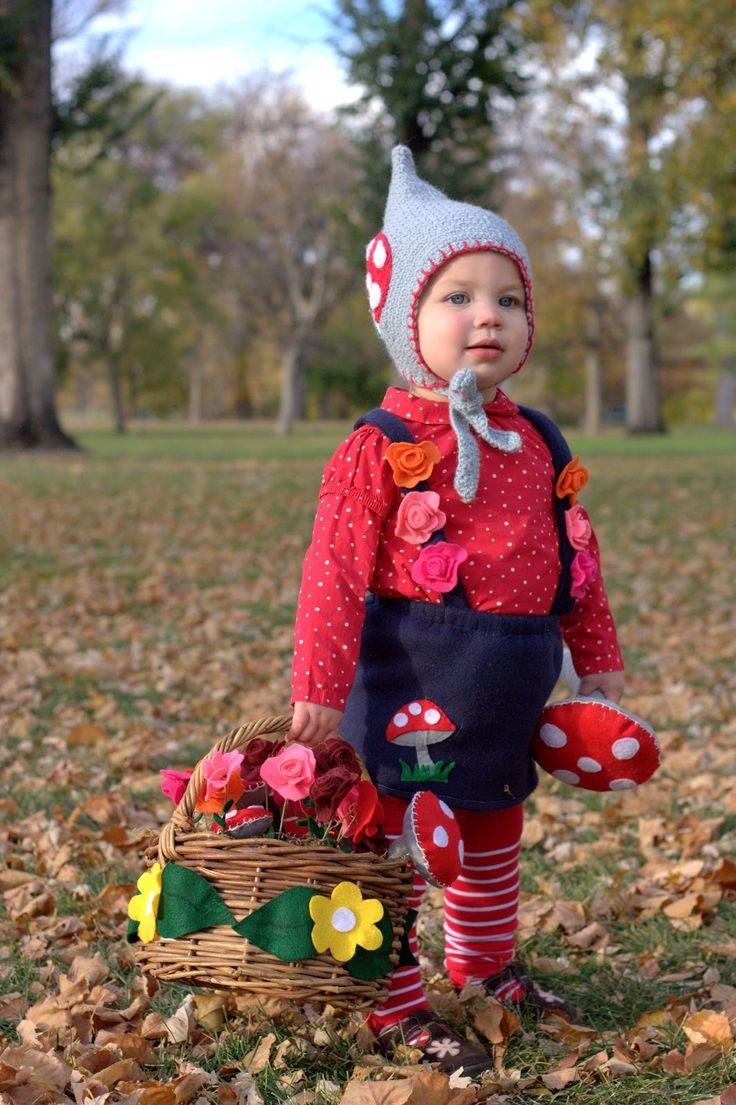 Cutest garden gnome halloween costume!