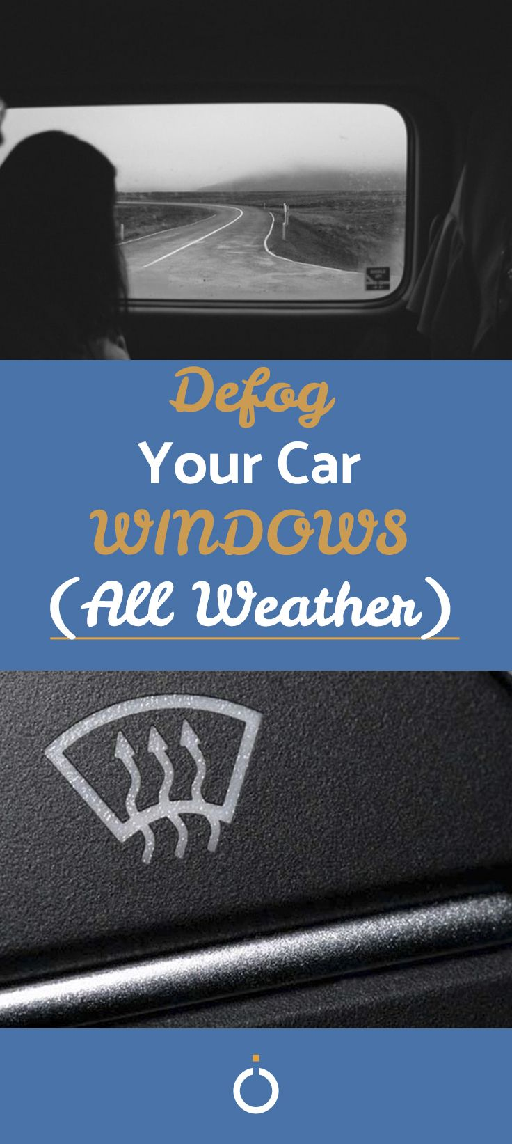 How To Defog Car Windows In All Conditions