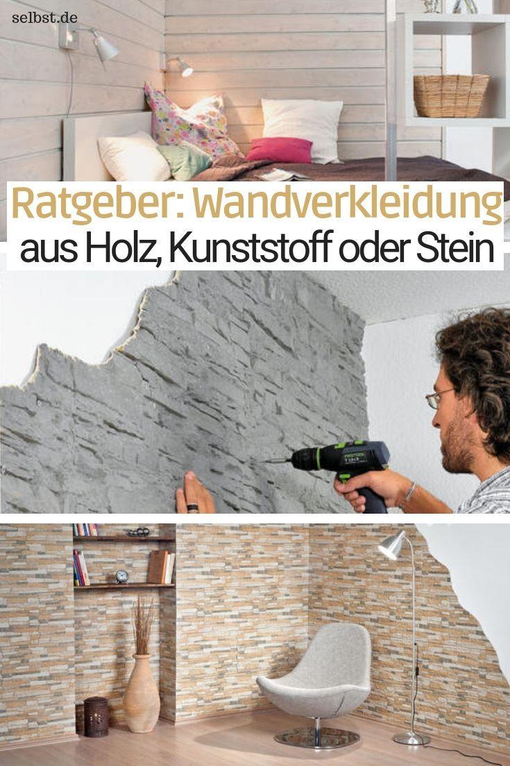 Zahlreiche Beispiele Fur Wandverkleidungen Und Deren Fachgerechte Montage Finde Diy Mobel In 2020 Wandverkleidung Verkleidung Wandverkleidung Innen