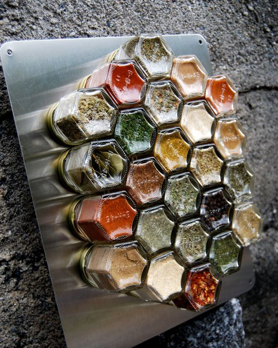 Exceptional Best 25+ Magnetic Spice Racks Ideas On Pinterest | Magnetic Spice Jars,  Small Kitchen Spice Racks And Kitchen Spice Storage