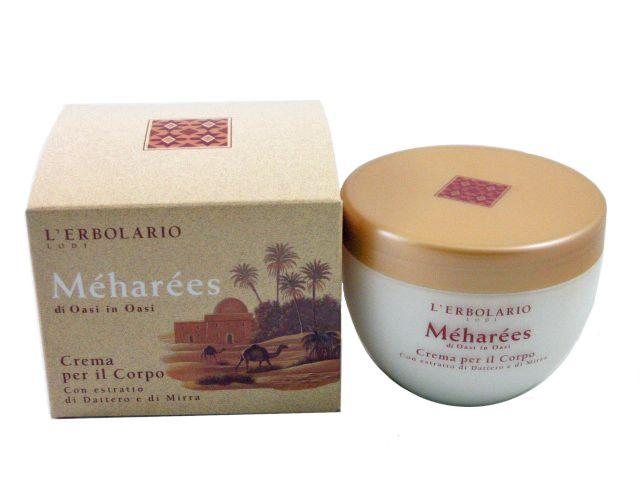 Méharées Perfumed Body Cream by L'Erbolario Lodi #ForMen