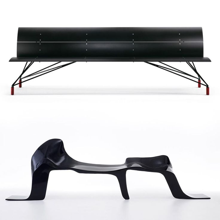 Two wonderful pieces. Both designed for the same purpose in two totally different ways!