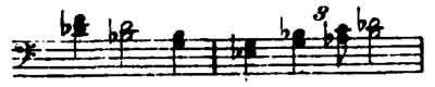 The Ring Leitmotive from Wagner's Das Rheingold.