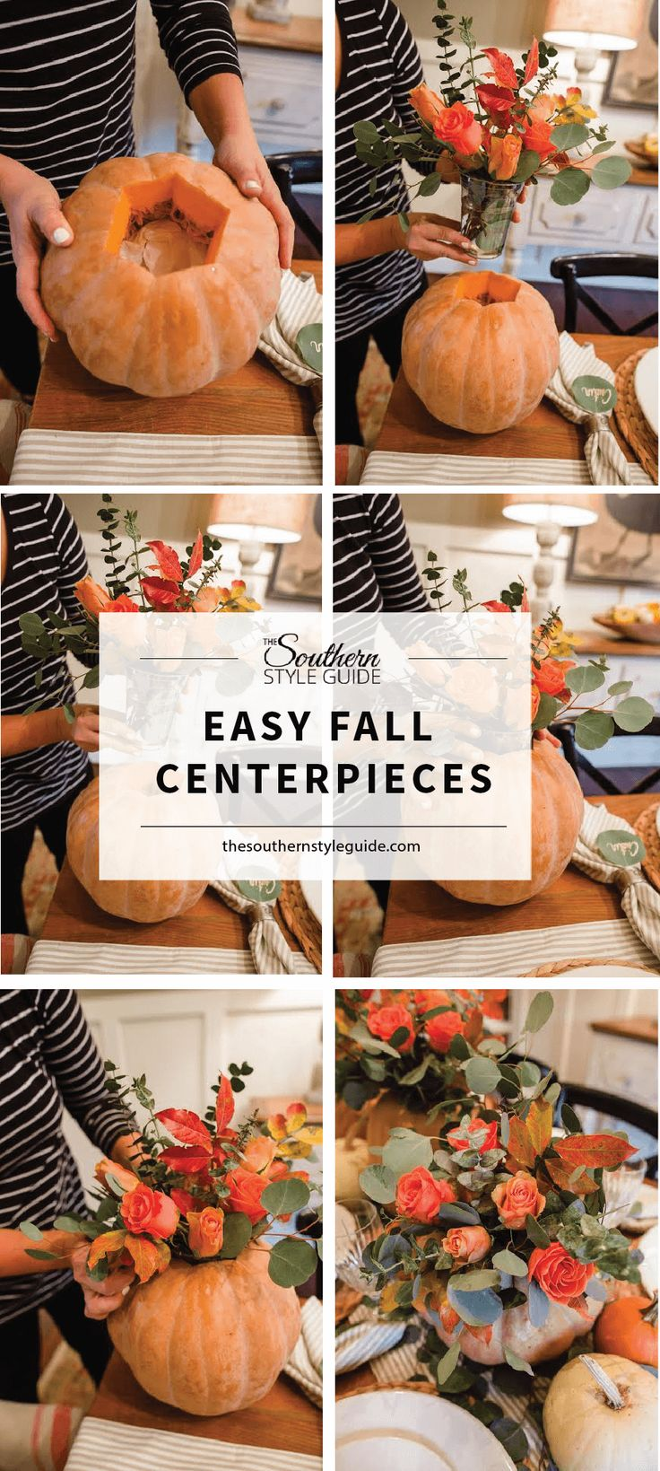 Easy Thanksgiving Tablescape | The Southern Style Guide