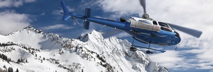 Snowcat and Heli-Skiing for the thrill seekers in #JacksonHole, Wyoming | Inspirato #travel