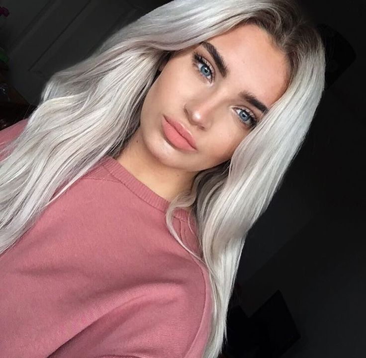 Kimmyschram Tumblr Of Platinum Silver Hair Color Tumblr