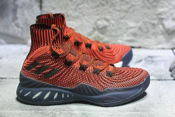 adidas Crazy Explosive 2017 PK Red Black BY4468 Basketball Shoe For Sale 7b0bd0a65