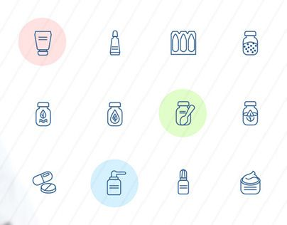 """Check out new work on my @Behance portfolio: """"Different types of medicines and medical tools as line"""" http://be.net/gallery/53122495/Different-types-of-medicines-and-medical-tools-as-line"""