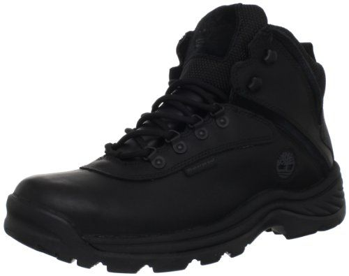 Timberland Men's White Ledge Mid Waterproof Ankle Boot,Black,10.5 M US - http://authenticboots.com/timberland-mens-white-ledge-mid-waterproof-ankle-bootblack10-5-m-us/