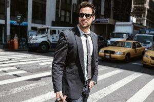 Urban Lifestyle - Anthony Gomez - New York City May 2013 - Photography by Christian Brecheis