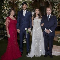 Casamento Patricia Abravanel e Fábio Faria - Portal iCasei Casamentos