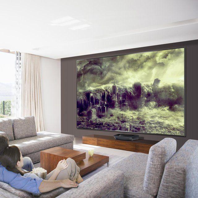 LG 100 Inch Laser TV