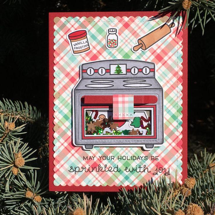 58 besten lawn fawn bilder auf pinterest weihnachtskarten amerikanische bastelarbeiten und - Amerikanische weihnachtskarten ...