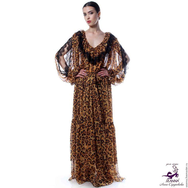 Купить Платье воздушное роскошное и очень удобное, сразу на 3 размера+пояс - платье, платье вечернее