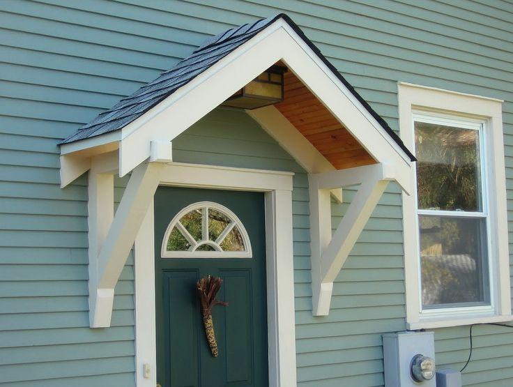 Perfect Front Door Porch Roof Designs