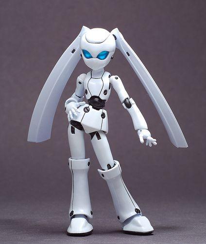 Anime Robot: Pinterest